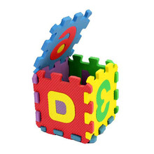 36Pcs Number Alphabet Puzzle Foam Maths Educational Toy Gift 2019 For children
