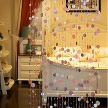 № 20 готовая занавеска 26 шт./лот, цветная оболочка, Хрустальная бусина, занавеска для двери, занавеска для крыльца, перегородка, Рождественское украшение 01