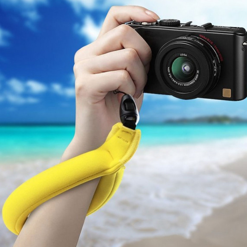 Mobile Camera Diving Buoyancy Wrist Straps Floating Hand Band Anti-lost Bracelet