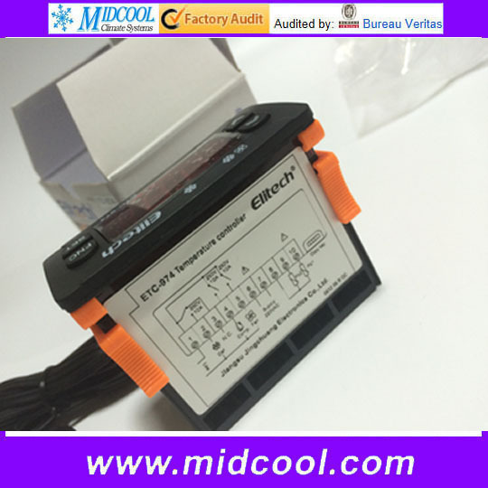 High Quality Temperature Controller ETC-974