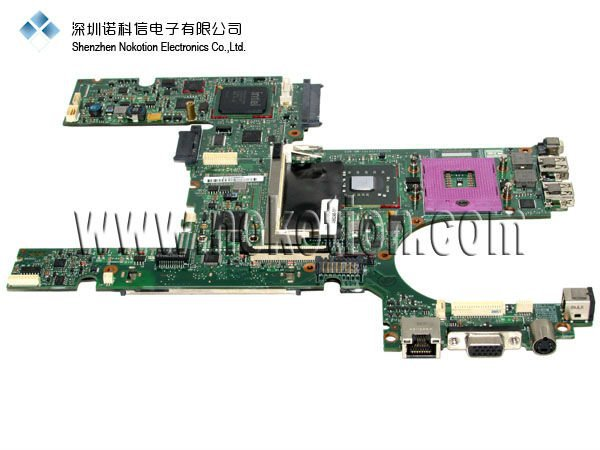 все цены на NOKOTION 486248-001 for Hp 6530B 6730B laptop motherboard intel ddr2 socket pga478 good quanlity works well Free shipping онлайн