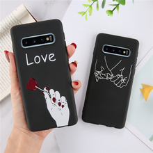 Moskado Soft Simple Design Phone Cases For Samsung Galaxy S10 Lite S8 S9 S10 Plus A310 A320 A510 A520 A710 A8 Back Case Cover simple s10