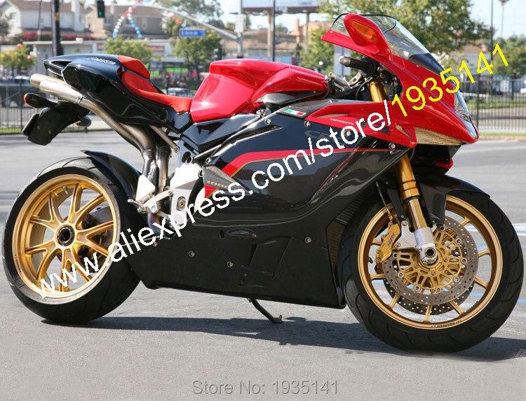 Hot Sales,Body Kit For MV Agusta 1+1 F4 1000 Parst 2005 2006 MV Agusta F4 1000 05 06 Body work Sports Bike Motorcycle Fairing