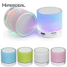 HIPERDEAL Sound Bar LED Light Portable Mini Wireless Stereo Bluetooth Speaker FM MP3 TF SD U Disk Music Player Phone Call BAY13(China)