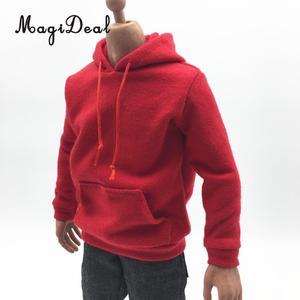 Image 2 - MagiDeal 1:6 Mensชุดเสื้อลำลองเสื้อกันหนาวสะโพกสำหรับ12 Dragon Action Figure