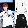 K-POP Sweatshirts KPOP BTS Brand Men Hoodie 2016 Bangtan Boys BTS Bulletproof KPOP BTS Bangtan Boys Hoodie K POP EXO