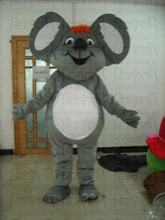 koala mascot costume popular animal koala costumes EVA head quality costumes wild animal koala costume