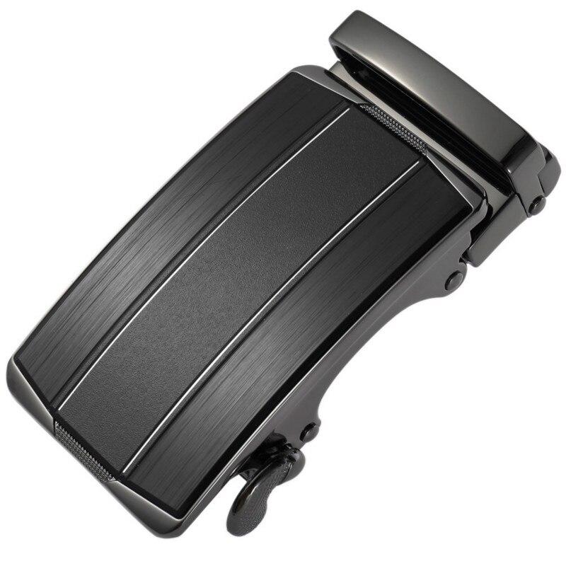 Fashion Men's Business Alloy Automatic Buckle Unique Men Plaque Belt Buckles For 3.5cm Ratchet Apparel Accessories LY136-22126