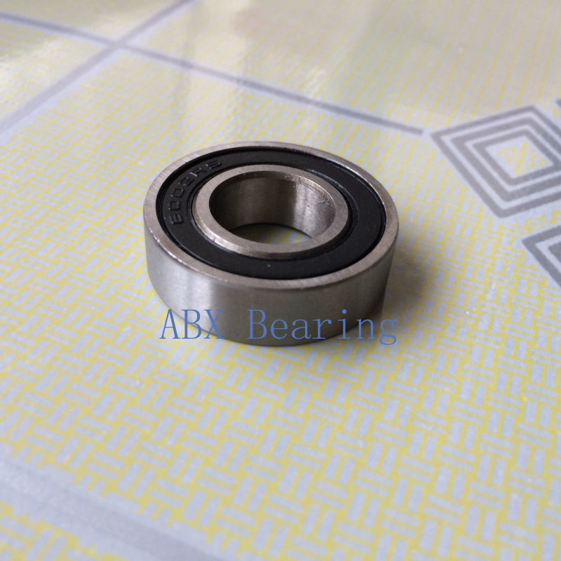 6002-2RS 6002RS 6002 deep groove ball bearing 15x32x9mm
