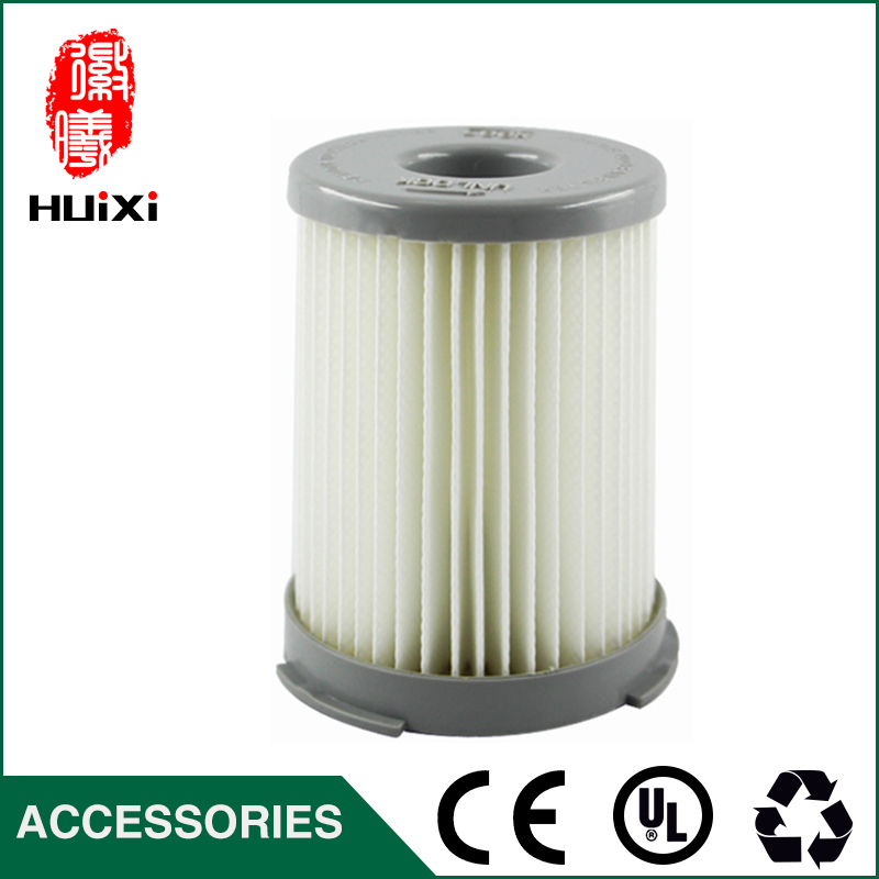 1 PCS  white hepa filter, air filter cartriage of  vacuum cleaner parts replacement hepa filter for Z1650 Z1660 filter vacuum cleaner eup hepa vh806 filter replacement parts