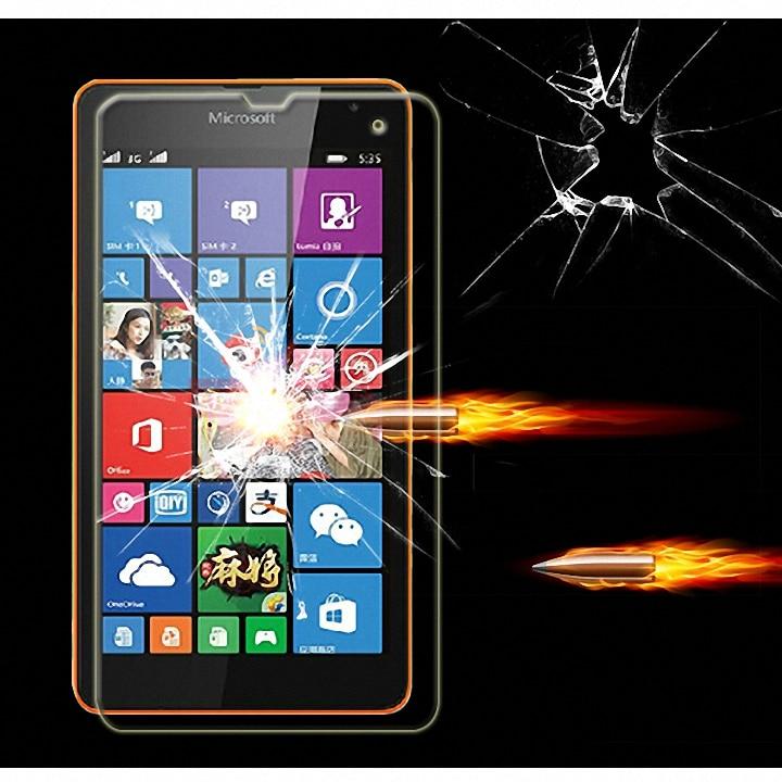 Ապակե էկրանով պաշտպանիչ BAG Nokia Lumia 520 530 - Բջջային հեռախոսի պարագաներ և պահեստամասեր - Լուսանկար 2