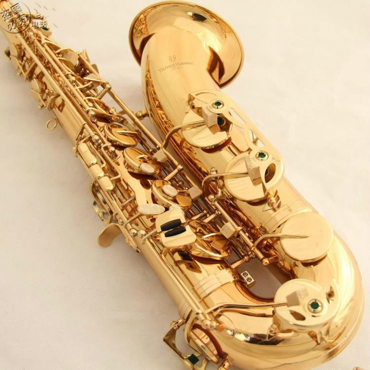 High Quality Japan Yanagisawa New Tenor Saxophone T-901 B flat tenor saxophone Gold key Yanagisawa Sax professionally shipping 2018 japan yanagisawa new tenor saxophone t 992 b flat tenor saxophone gold key yanagisawa sax with accessories professionally