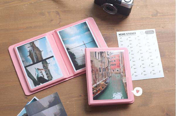 Nouvelle Arrivée Livraison gratuite Mini Taille Photo Album pour Instax  Mini Film Taille Photo Albums dans Photo Albums de Maison   Jardin sur ... cc620b4e83a7