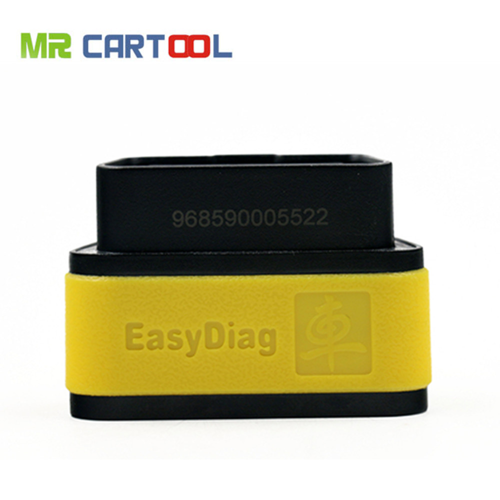 2014 Top Rated Wholesale Price 100 Original Launch EasyDiag For IOS OBDII Generic Code Reader Scanner