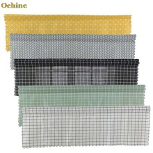 OCHINE 45*150 cm Breve Tenda Cucina Balcone Multicolore Plaid Per Uso Domestico(China)
