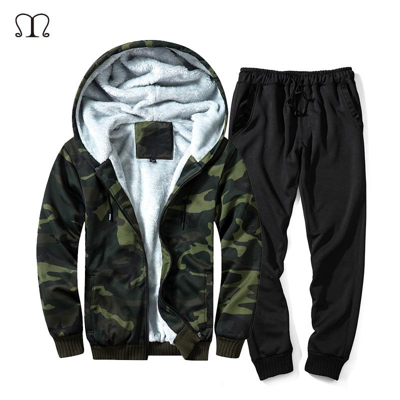 Crewneck Sweatsuit Army Sweatshirt and Sweatpants Tracksuit Sweats Gifts