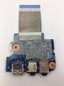 Original para Acer Aspire 3830tg 3830T USB tarjeta de audio LS-7123P