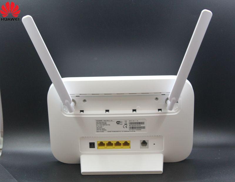 Unlocked Huawei B612 B612s 25d with Antenna 4G LTE Cat.6
