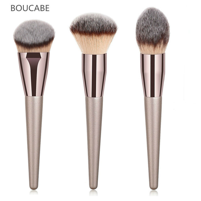 Singel Makeup Brush For Powder Highligher Brush Foundation Eyebrow Concealer Make Up Brushes Beauty Cosmetic Makeup Brushes Tool 5