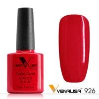 #61508 Canni Factory Supply Venalisa Fashion Shining Colors UV&LED Gel Polish 7.5ml Nail Art Manicure Nail Shellak Gel Varnish