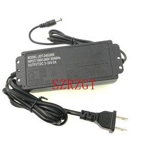 Image 5 - محول الطاقة قابل للتعديل إلى dc3vخزف 24 فولت 9 فولت شاشة عرض محول الطاقة شاحن adatpor 3 12 24 فولت