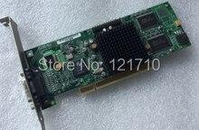 Workstation видеокарта matrox G55MDDAP32DB 7011-0001 REV_A W8242