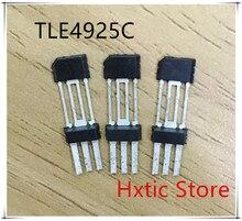 NEW 10PCS/LOT  TLE4925C TLE4925 MARKING 25C PG-SSO-3-9 IC