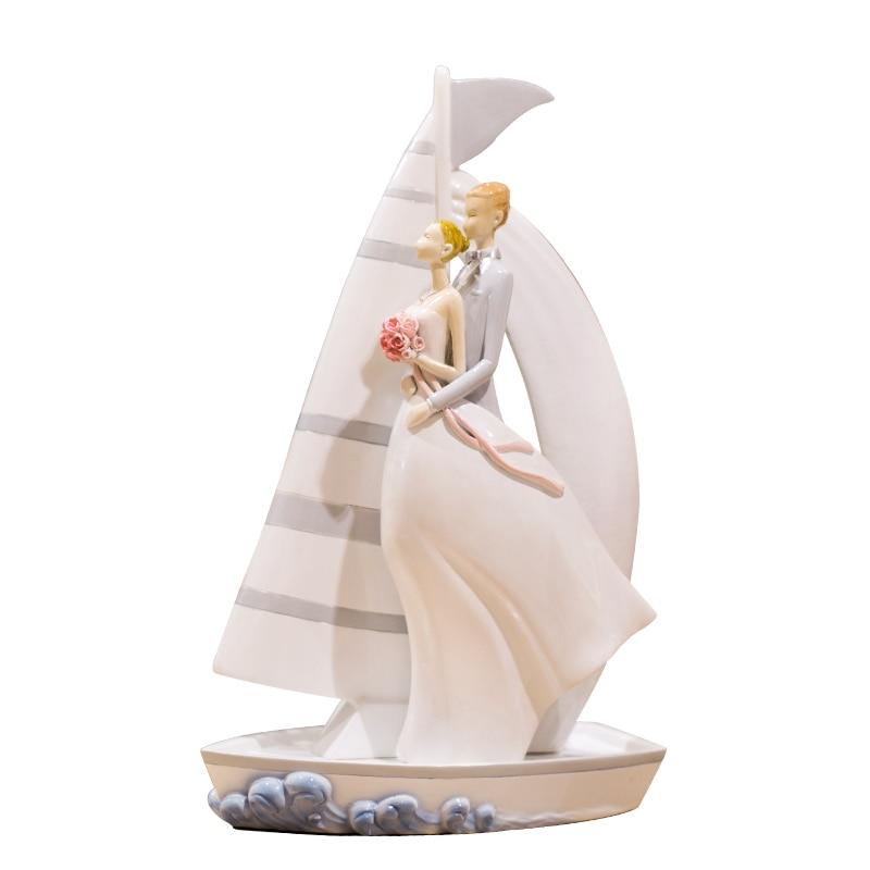 1st Wedding Anniversary Decoration Ideas At Home: Wedding Engagement Anniversary Gift European Creative