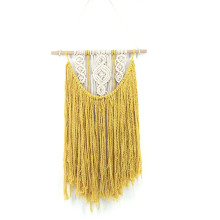 Home decor tapestry bohemian style decorative pendant wall hanging European and American curtain macrame