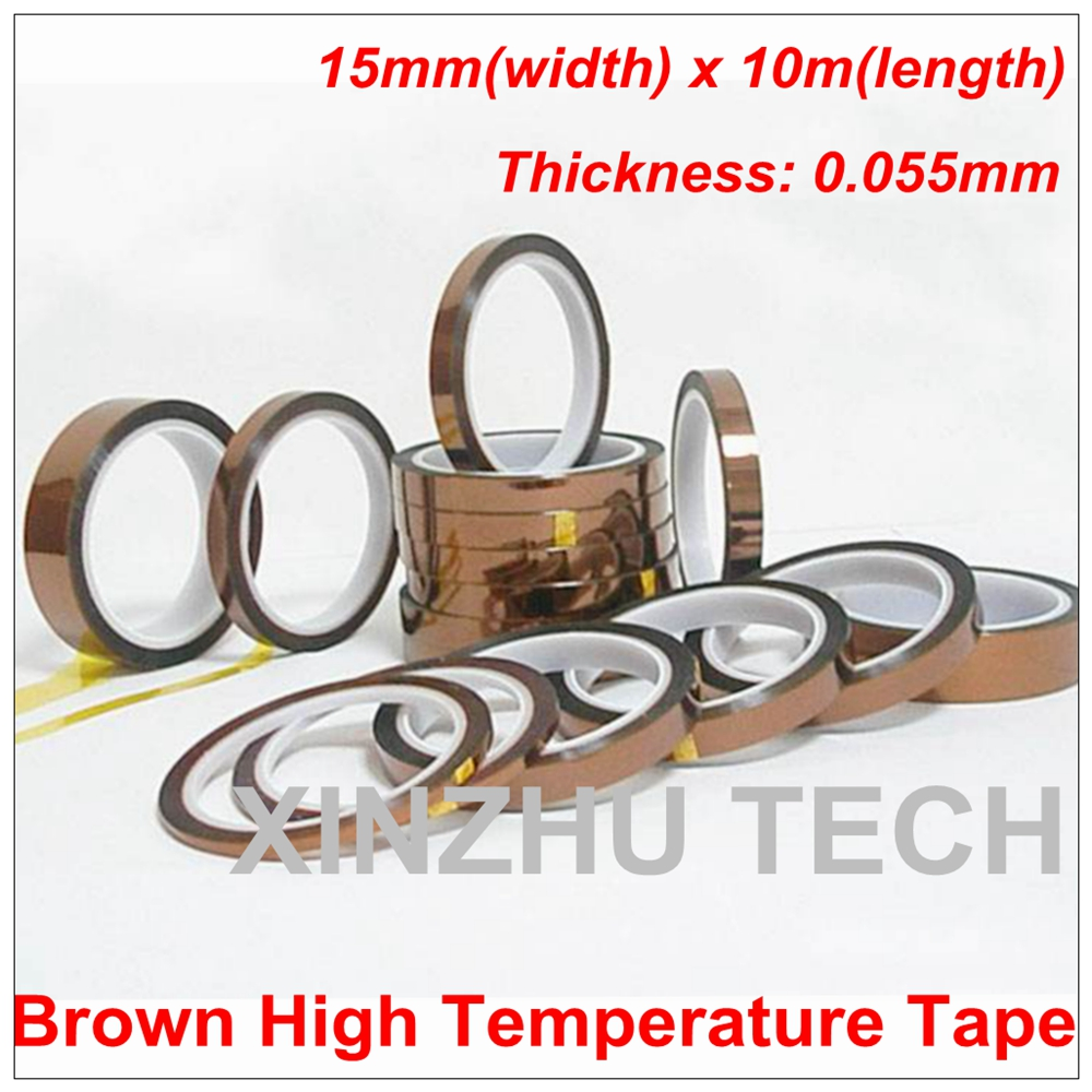 Brown High Temperature Tape Circuit Board Protection Thermal Transfer Gold Finger Insulation Plastic In Tool Parts From Tools On