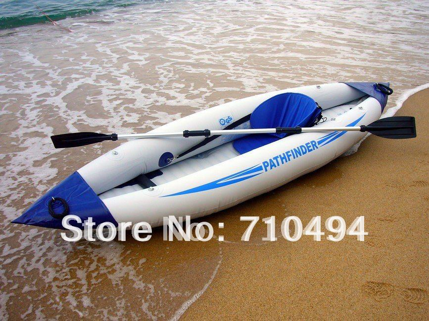 free DHL shipping JiLong PATHFINDER 1 Person sports boat