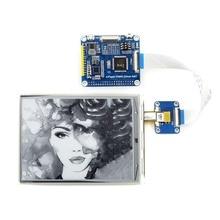 Waveshare 6นิ้วE Ink HATสำหรับRaspberry Pi 800*600ความละเอียดE กระดาษIT8951 Controller USB/SPI/I80/I2Cอินเทอร์เฟซ