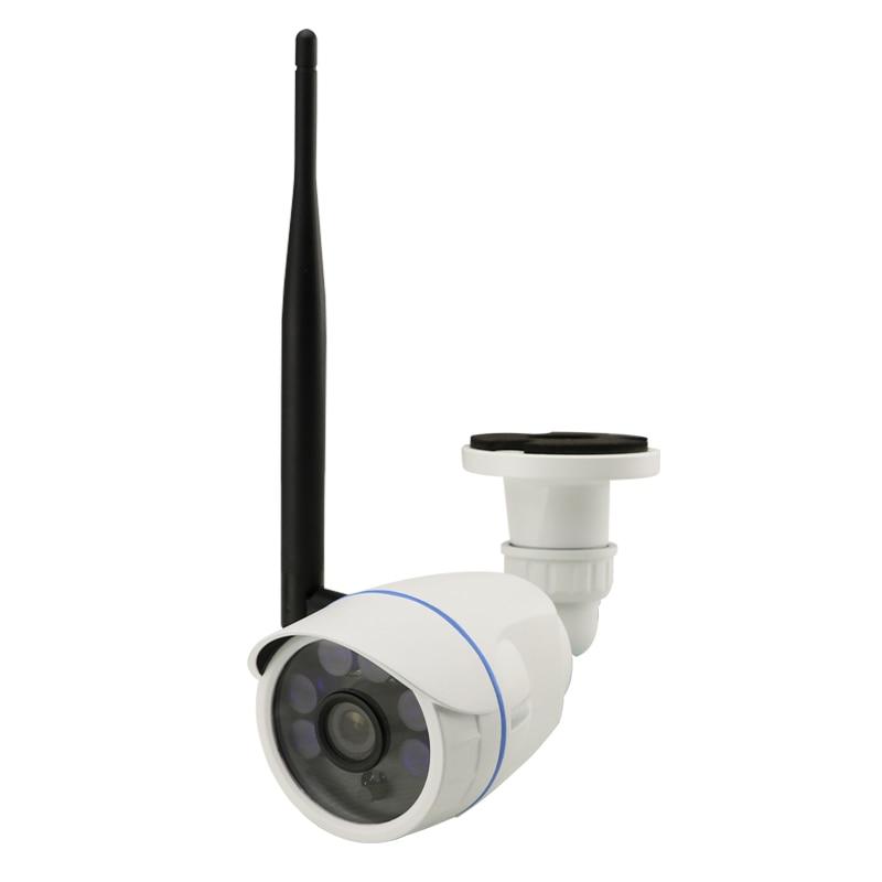 ФОТО 1080P wifi wireless network IP camera Onivf H.264 P2P infrared 2.0MP HD monitoring outdoor waterproof security CCTV