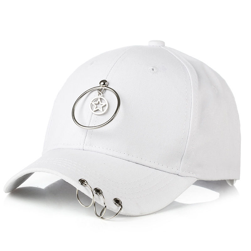 Apparel Accessories 2018 Cotton Metal Hoop Baseball Cap Adjustable Snapback Hats For Children Boys And Girls 367
