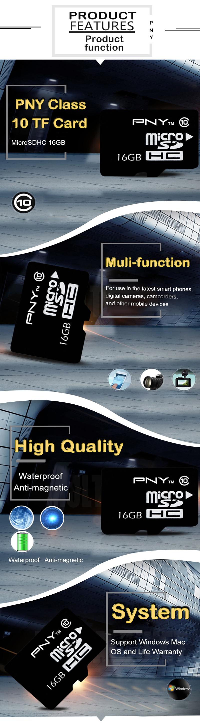 PNY-C10 16GB3