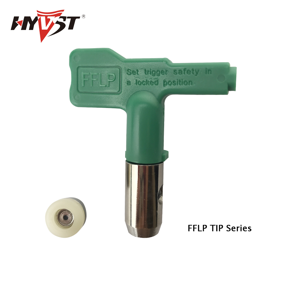 New  fine finish Airless  paint sprayer  FFLP tip nozzle Low Pressure Tip ( FFLP 512)  Paint Sprayer Tools Universal Fit like