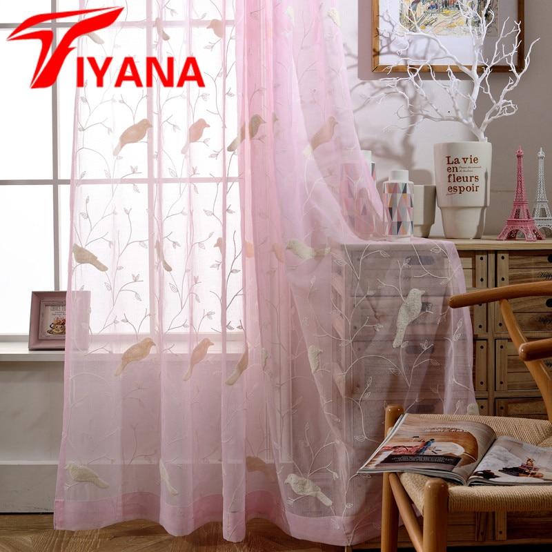 online kaufen großhandel bestickt gardinen aus china bestickt