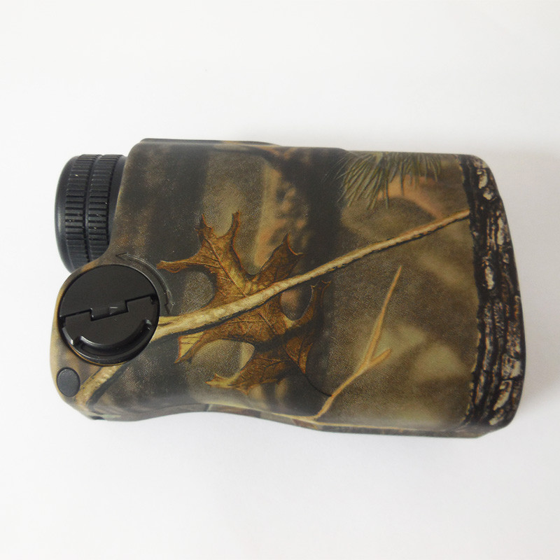 Free Shipping 400m Hunting Laser Range Speed Finder Camouflage Range Finder Hunting font b Rangefinder b
