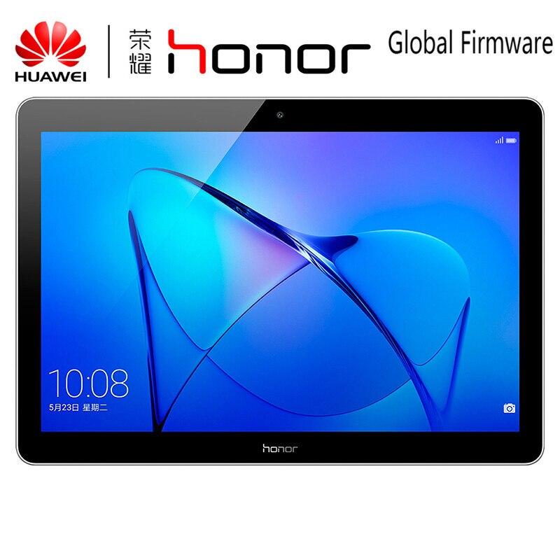 9,6 дюймов huawei MediaPad T3 10 AGS-W09/AGS-L09 планшетный ПК SnapDragon 425 Восьмиядерный 3 ГБ ОЗУ 32 Гб ПЗУ 9,6 дюймов Android 7,0 1280*800