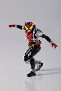 "Image 5 - 100% Original BANDAI GEISTERN Tamashii Nationen S. h. figuarts (SHF) Action Figure Masked Rider Kiva Kiva Form ""Kamen Rider Kiva"""