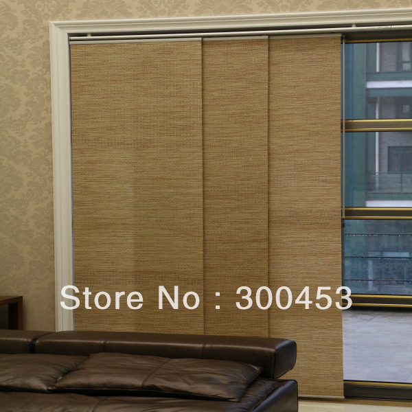 zebra blindsSliding Panel Blinds Vertical sliding panel blinds