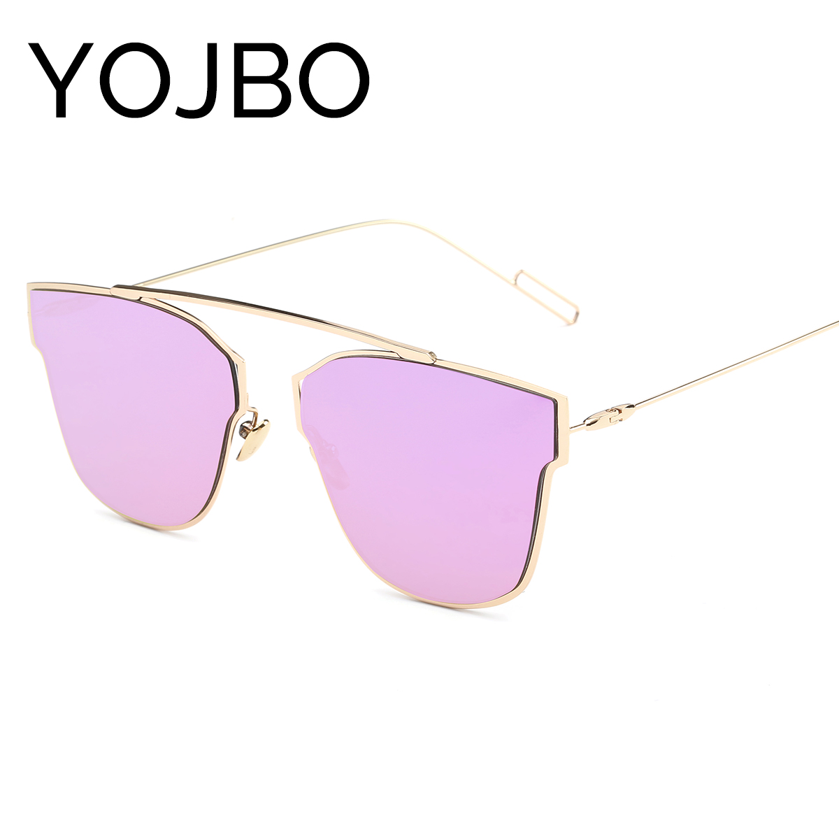 YOJBO Mirror Sunglasses Women Brand Designer font b Polarized b font 2017 font b Fashion b