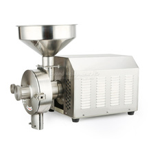 High efficiency Grain grinding machine  stainless steel Grinder  for spices/corn/soybean 2800w LYM-101