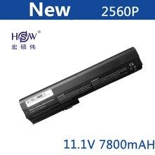 9cell 7800mah laptop battery for HP SX06XL,SX09 FOR EliteBook 2560p,2570p ,HSTNN-UB2L,QK644AA