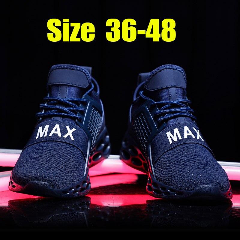 BomKinta High Quality Plus Size 46 Casual Shoes Men 2018 Hot Sell Tenis Sneakers Men Shoes Brand Mans Damping Footwear Ayakkabi