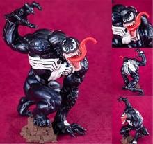 Vogue Venom Edward Eddie Brock Film Comic Marvel Super Hero Spider-Man Series Banpresto Figure Figurine Toys