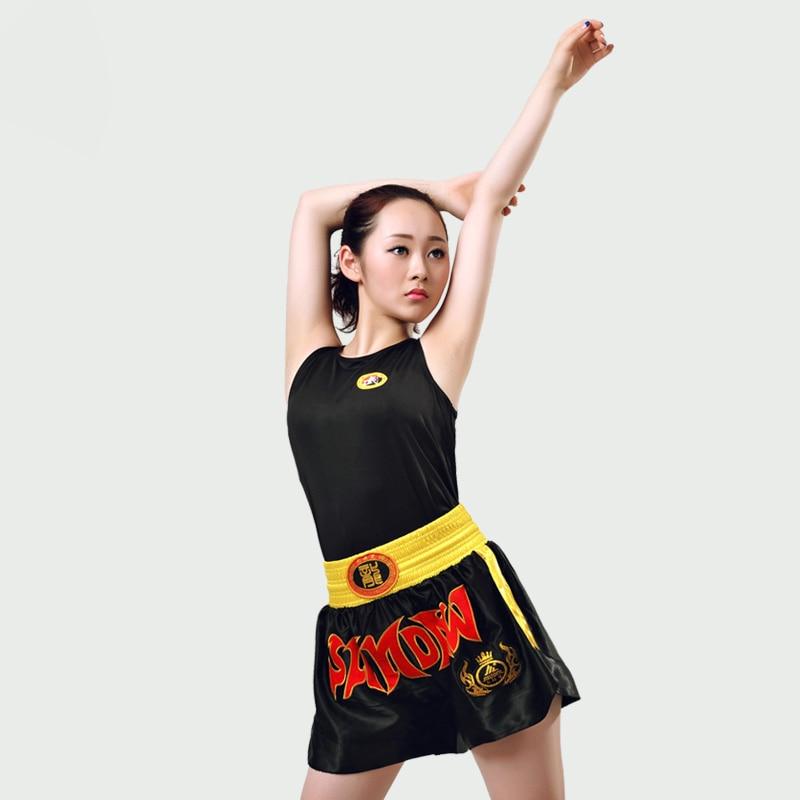MMA Fight Mens Suit Muay Thai Shorts Fight Sanda - სპორტული ტანსაცმელი და აქსესუარები - ფოტო 4