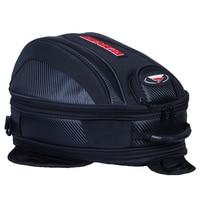 BENKIA Motorcycle Bag Motorcycle Backpack Motorbike Tank Bag Magnetic Oil Fuel Tank Saddle Bag Mini Backpack & Tank Pack