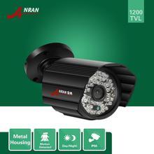 ANRAN 1/2. 5 «Открытый 48IR 1200TVL SONY CMOS Сенсор Пуля Водонепроницаемый Ик День Ночь CCTV Камеры Безопасности