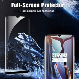 Image 2 - TOMKAS 6D/5D Protective Glass For Oneplus 7T Tempered Glass Screen Protector Film For Oneplus 7 6 5 5T Protective Glass One Plus